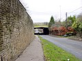 Hallen Road passing under the M5 - geograph.org.uk - 118450.jpg