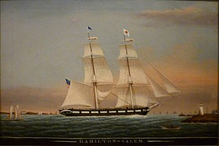 Hamilton, Salem