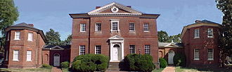 1774 in architecture - Hammond-Harwood House, Annapolis, Maryland