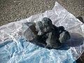 Hanksite crystal step from Searles Dry Lake, California.jpg