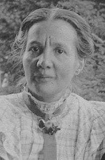 Hanna Frosterus-Segerstråle Finnish author and painter