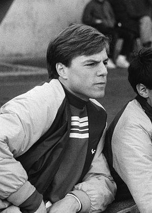 Hans Galjé - Galjé in 1982