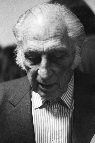 Hans Ruesch - Ruesch in 1993