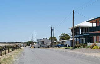 Hardwicke Bay, South Australia Town in South Australia