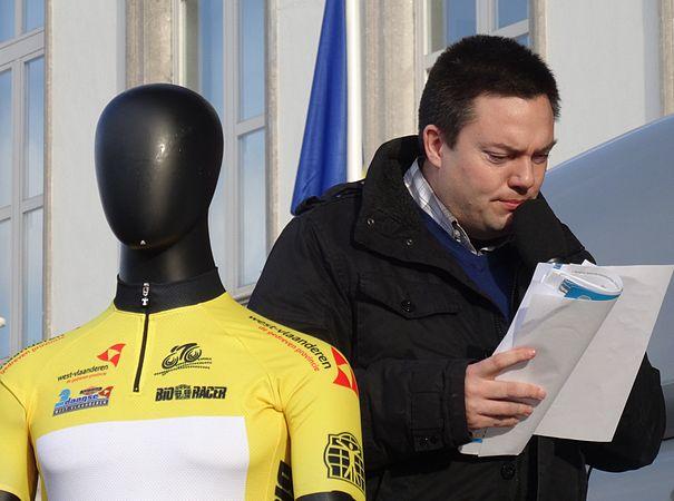 Harelbeke - Driedaagse van West-Vlaanderen, etappe 1, 7 maart 2015, aankomst (B04).JPG