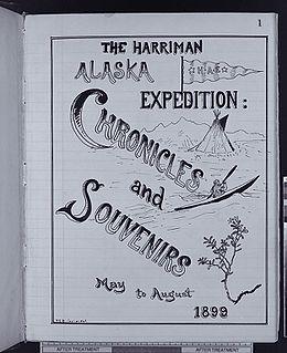 Harriman Alaska expedition