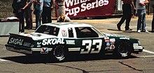 Skoal Bandit Race Car