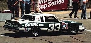 Harry Gant - Gant's 1983 racecar