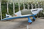 Hawker Hurricane II '11 white' (38035998204).jpg