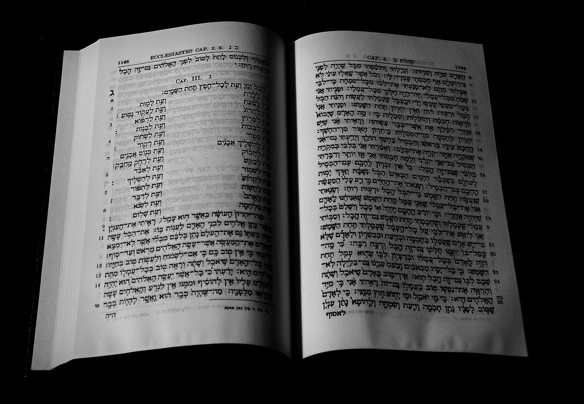 Ecclesiastes 3 - Wikipedia