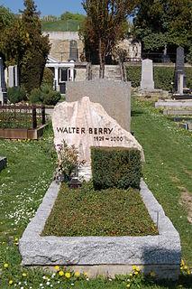 Walter Berry (bass-baritone) Austrian opera singer