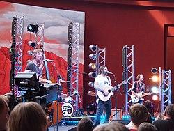 Keller Steff Band, 2014