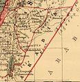 Heinrich Kiepert. Asia citerior.Arabia.jpg