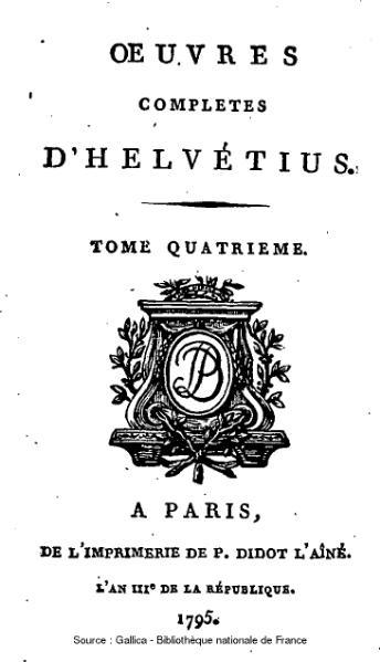 File:Helvétius - Œuvres complètes d'Helvétius, tome 4.djvu