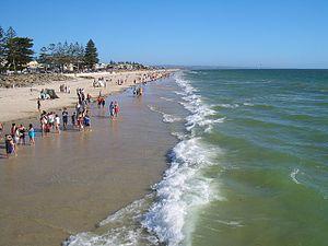 Henley Beach, South Australia - Henley Beach at Henley Beach