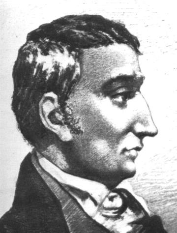 Henri de Saint-simon portrait