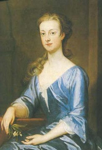 Henrietta Godolphin, 2nd Duchess of Marlborough - Portrait of Henrietta Godolphin