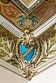 Herrenhaus Höltigbaum Deckendetail in der oberen Treppenhalle.jpg