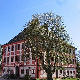 Herrngiersdorf - Image: Herrngiersdorf Schloss
