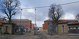FN Herstal - View of the factory site