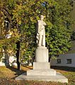 Herzen monument at court of Moscow State University.jpg