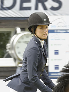 Jessica Springsteen American show jumping rider