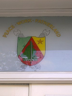High Commission of Cameroon, London - Image: High Commission of Cameroon in London 3