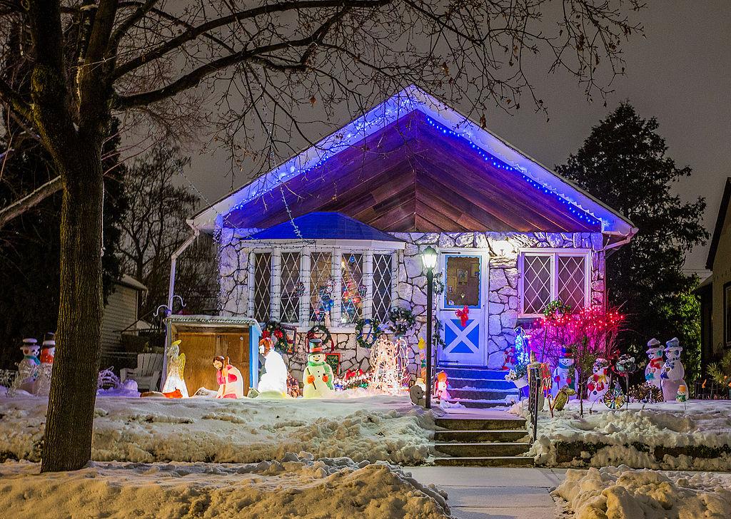 Christmas Lights Tour Minneapolis