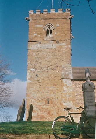 Holton-le-Clay - Image: Holton Le Clay Church Tower