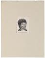 Homo sapiens - Kalmuk, Rusland-Mongolië - 1700-1880 - Print - Iconographia Zoologica - Special Collections University of Amsterdam - UBA01 IZ19400171.tif