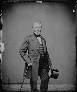 William Hepburn Russell Co-founder of the Pony Express (1812–1872)