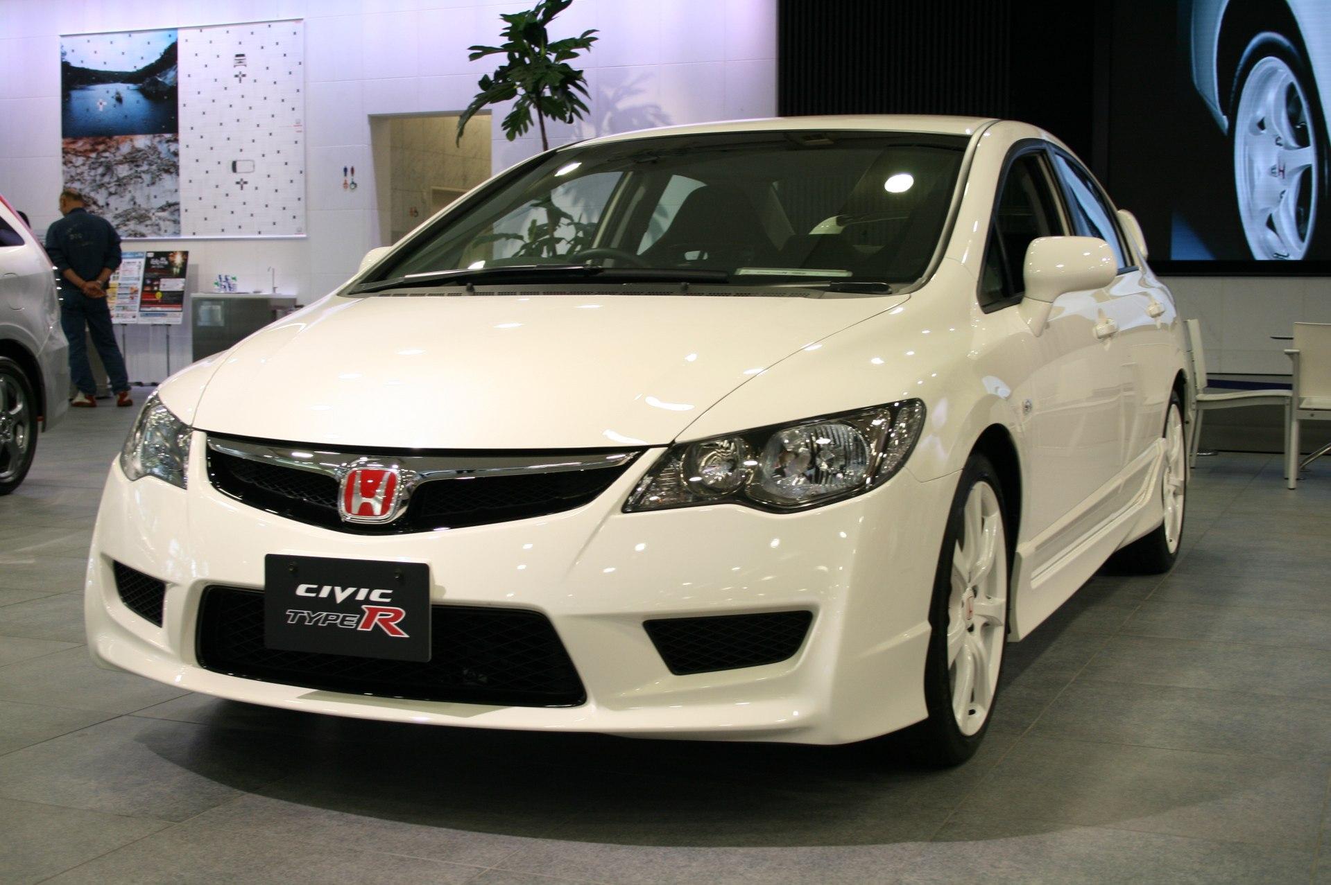 Honda Type R - Wikipedia