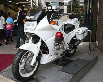 Honda VFR750F - Image: Honda VFR750P
