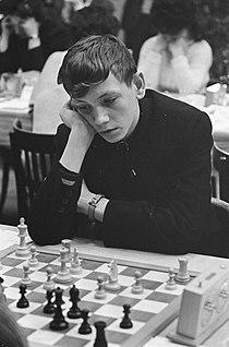 Hoogovenschaaktoernooi, de 15-jarige Russische meester J. S. Balasjov, Bestanddeelnr 917-3290.jpg