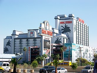Hooters Casino Hotel - Image: Hooters Casino Hotel LV