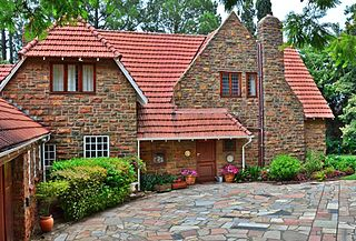 Gerard Moerdijk South African architect of Dutch descent