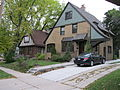 Houses on Hillington Green, West Lawn Heights Historic District.JPG
