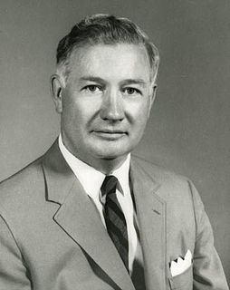 Howard J. Burnett American academic administrator