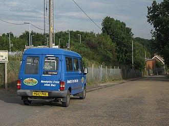 LDV Pilot - LDV Pilot rear