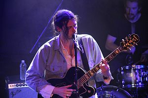 Hozier (musician) - Hozier at the Troubadour in West Hollywood