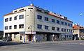 Hrochův Týnec, intersection.jpg