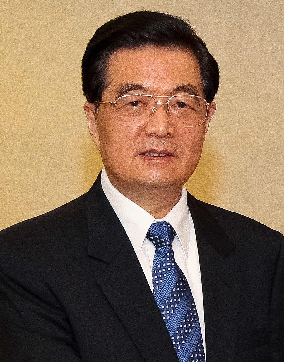 Hu Jintao Cannes2011