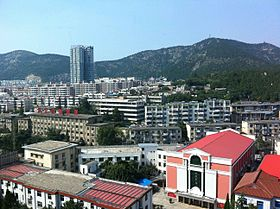 Huaibei easterly view.jpg
