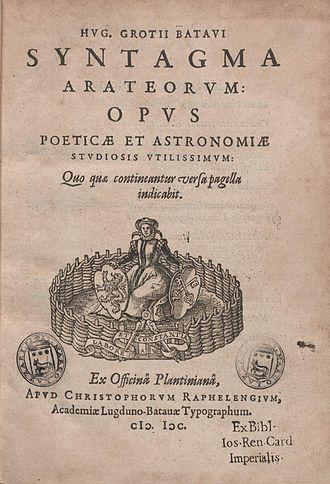 Aratus - Phenomena