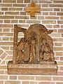 Huissen (Lingewaard) RK kerk kruisweg statie 01.JPG