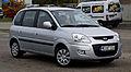 Hyundai Matrix 1.6 Comfort (2. Facelift) – Frontansicht, 20. Oktober 2012, Heiligenhaus.jpg