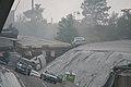I-35W Bridge Collapse Webster Cars.JPG