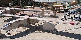 Operation Mole Cricket 19 - IAI Scout UAV in the IAF Museum