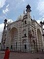 IAshishTripathi Renovation work Bibi ka Maqbara backside.jpg