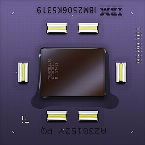 PowerPC G4 - Image: IBM 06K5319